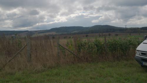 Lesík 916 na podzim 2016